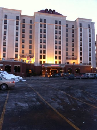 Hampton Inn & Suites Albany - Downtown : A picture of the Hampton Inn & Suites