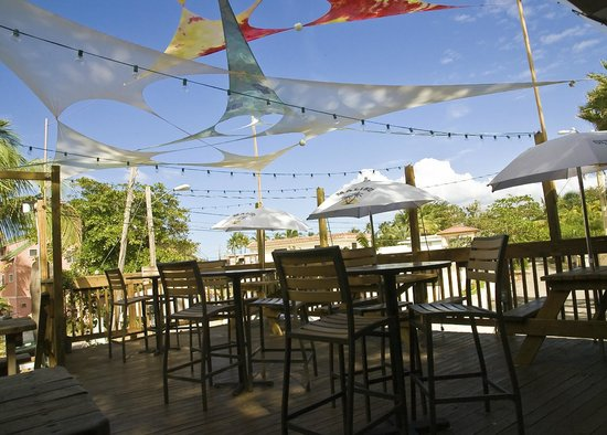 Casa Verde Hotel: Kahuna Burger Bar