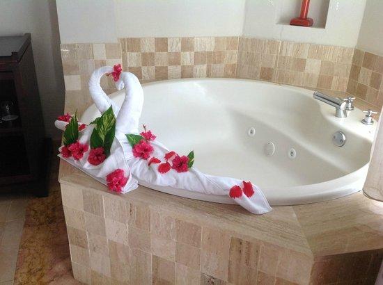 Majestic Elegance Punta Cana:                                     Hot tub