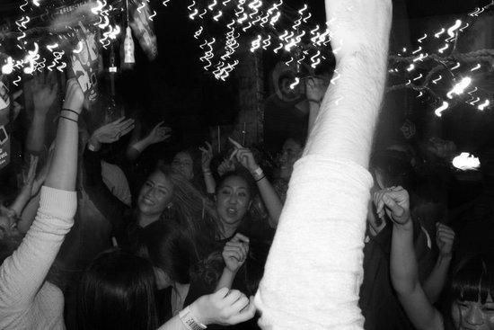 The Bar Miyazaki :                                     Dancing the night away...