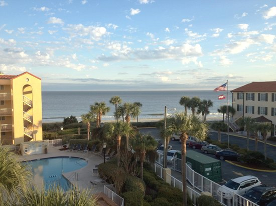 The King and Prince Beach and Golf Resort: A beautiful day at K & P