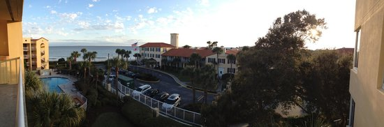 The King and Prince Beach and Golf Resort: The view from our room