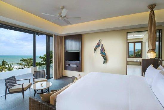 Vana Belle, A Luxury Collection Resort, Koh Samui: Ocean View Pool Suite
