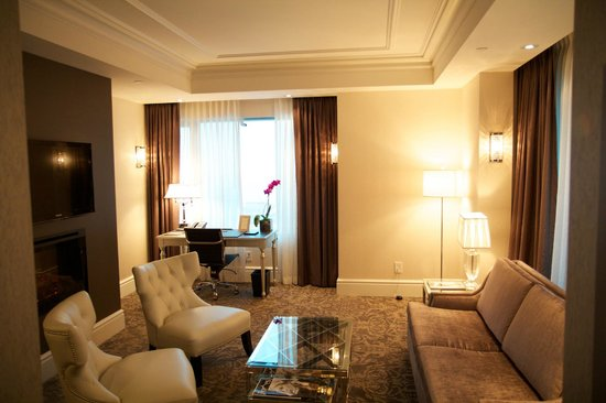 The Adelaide Hotel, Toronto:                   Suite