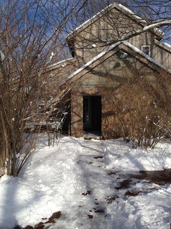 Woolverton Inn:                   Front of Audubon