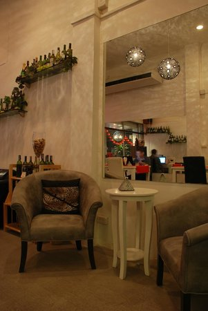 SIP Wine Bar & Tasting: Seat for two