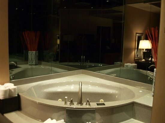Best Western Plus Coquitlam Inn Convention Centre :                   Jacuzzi in room #233