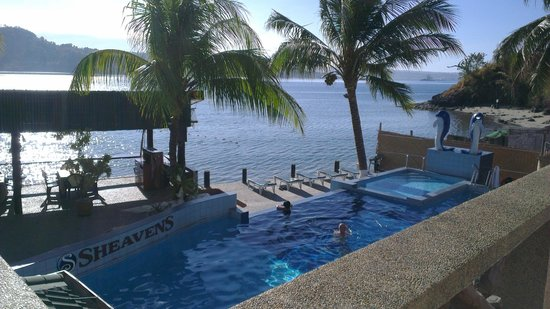Pool Picture Of Subiza Beach Resort Olongapo Tripadvisor