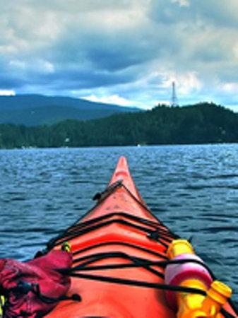 Kayak Vancouver