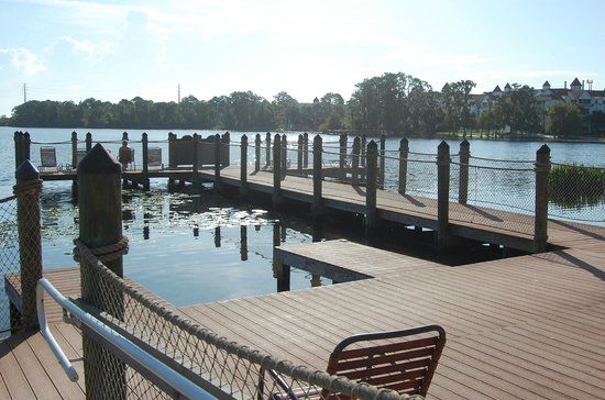 Bryan's Spanish Cove: The new dock