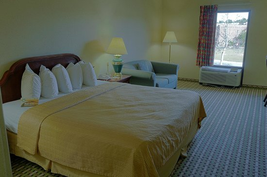 Quality Inn : Room/suite