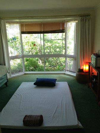 Byron Women's Retreat: Day Spa - Thai/shiatsu massage room