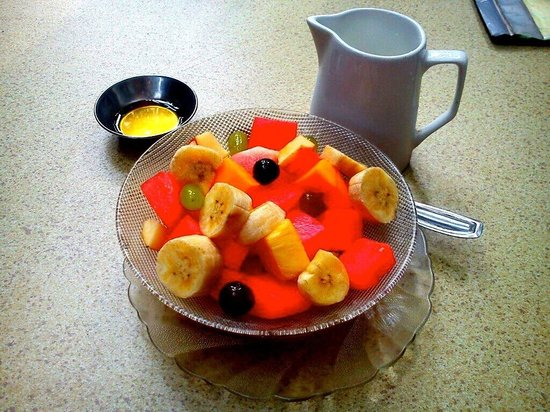 The Juice Shack Fruit Salad Delicious