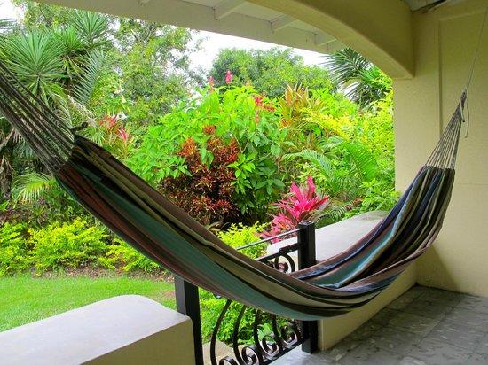 San Ignacio Resort Hotel: Hammock