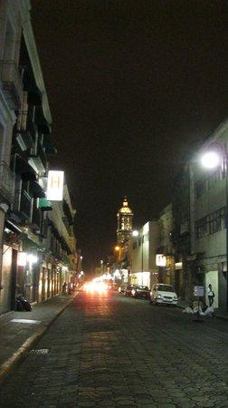 Hotel Teresita:                   Sobre la calle