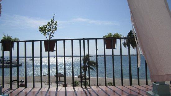 Hotel Perla : Balconcito