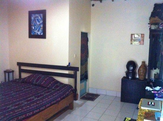 La Casa Home Stay:                                     My room
