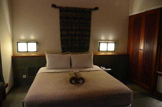 لواك أوبود فيلاز:                   deluxe room                 