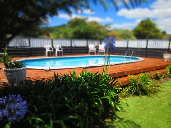 Bay of Islands Country Lodge Motel: Pool