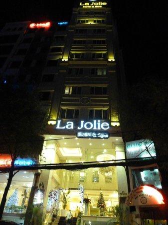 Silverland Jolie Hotel & Spa:                   Наш отель!