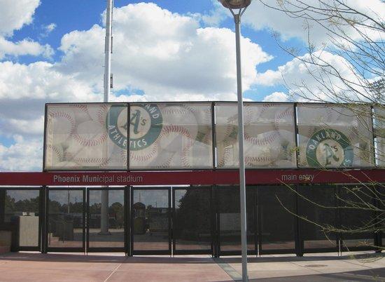 Phoenix Municipal Stadium