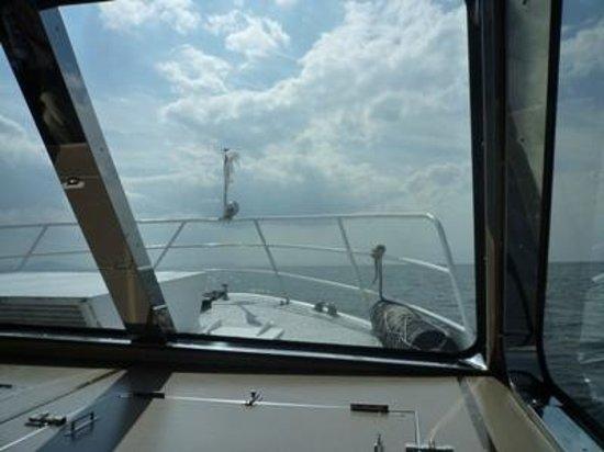 Biwako Kisen Chikubu Island Tour Boat :                   竹生島遊覧船03