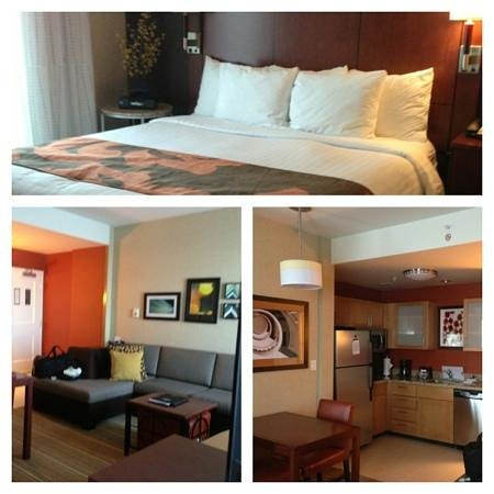 Residence Inn Calgary Airport: Nice studio rooms