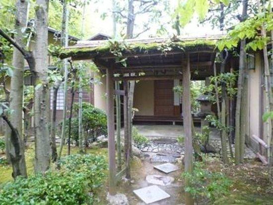 Urakuen Garden :                   有楽苑03