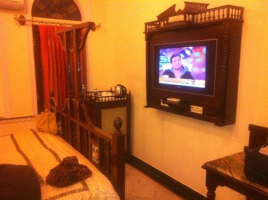 Shahpura House : TV