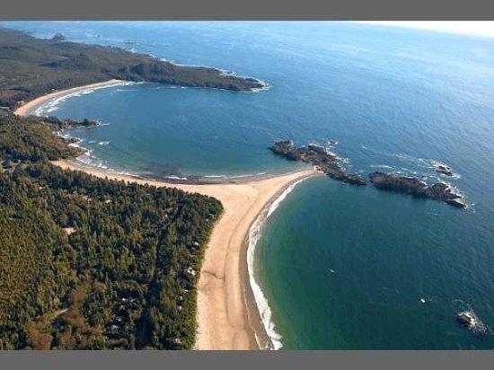 Chesterman Beach :                   Tofino