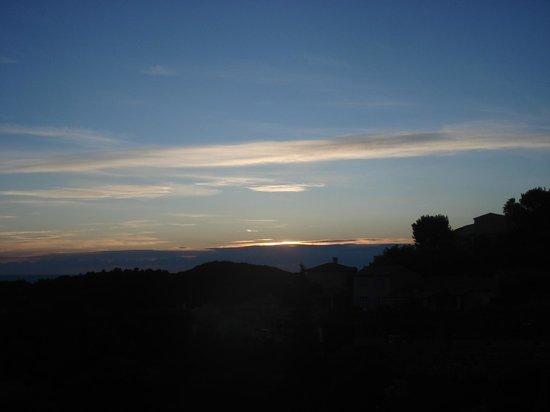 Dolce Fregate Provence: Crépuscule