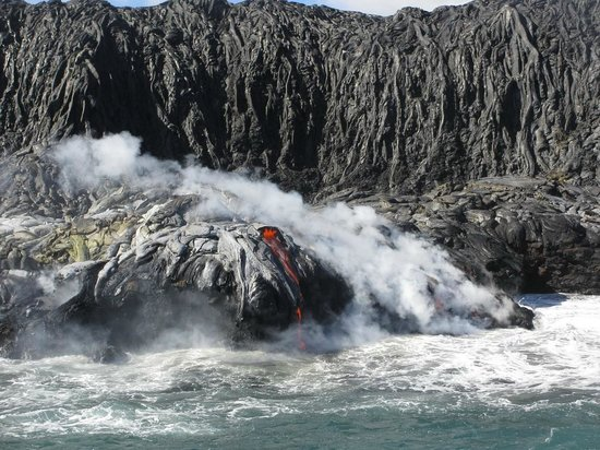Lava Ocean Tours Inc:                   Remaining lava