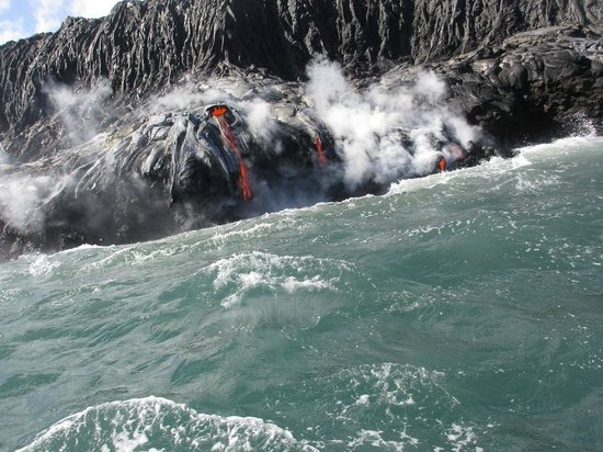 Lava Ocean Tours Inc:                   Awe-Strucked!