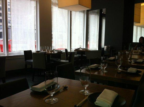 15 East Restaurant:                   Restaurant