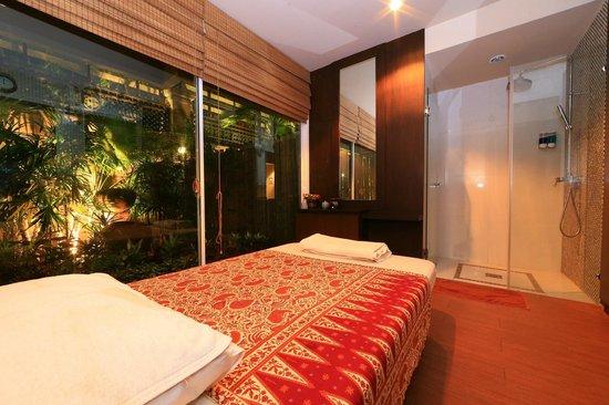 The Tepp Serviced Apartment: Spa