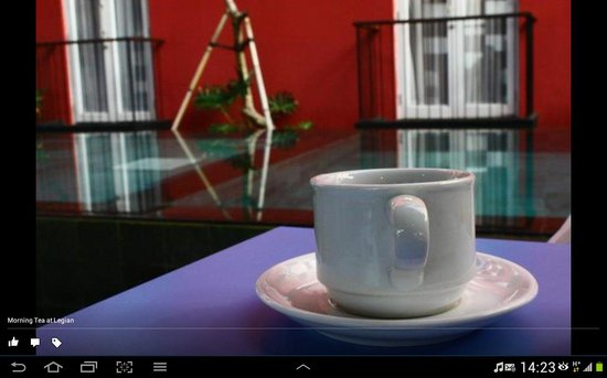 Amaris Hotel Legian - Bali: morning tea