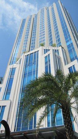 Sofitel Bangkok Sukhumvit:                   L'hôtel