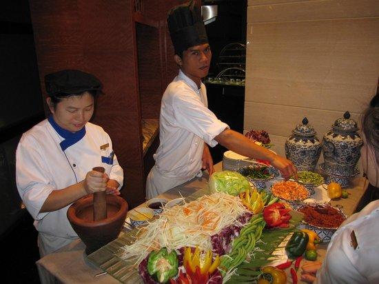 Sofitel Bangkok Sukhumvit:                   Cuisiniers