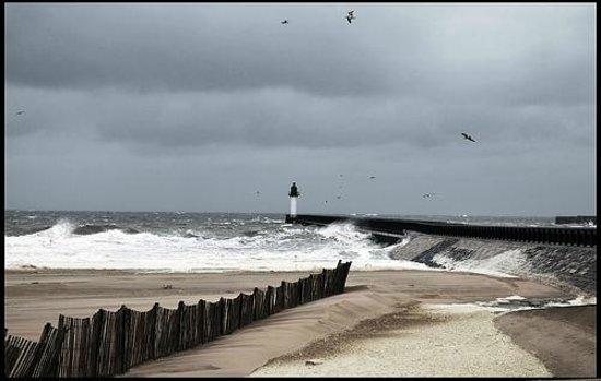Calais Beach:                   Calais