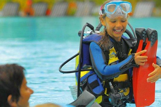 Victoria Beachcomber Resort & Spa: Sport nautical diving - Le Victoria
