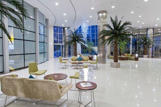 Novotel Abu Dhabi Gate: Main Lobby2