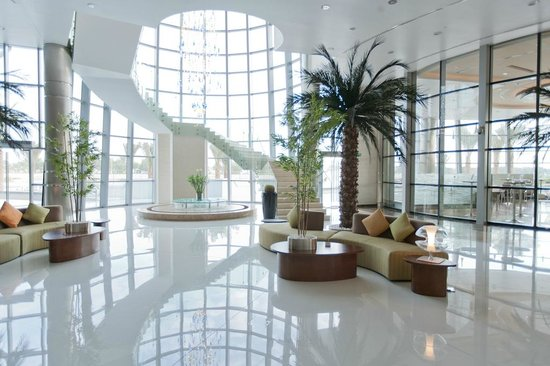 Novotel Abu Dhabi Gate : Main Lobby
