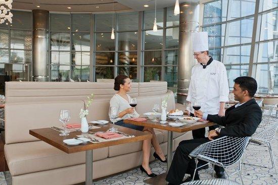 Novotel Abu Dhabi Gate: Gabbiano Italian Restaurant