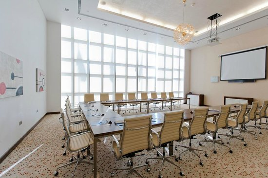 Novotel Abu Dhabi Gate: Meeting Room