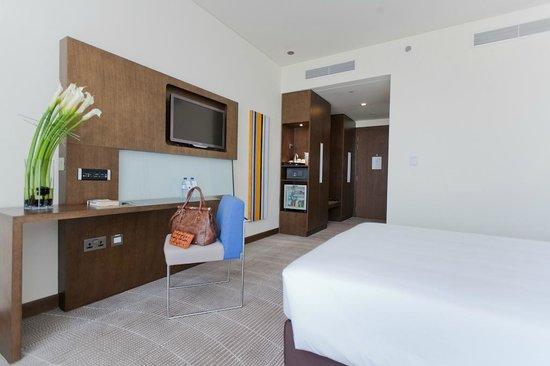 Novotel Abu Dhabi Gate: Standard Room 2