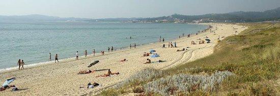 Playa A Lanzada:                                     Playa Lanzada