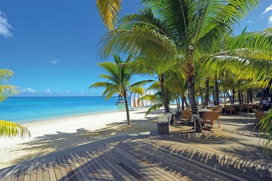 Trou aux Biches Beachcomber Golf Resort & Spa: Beach