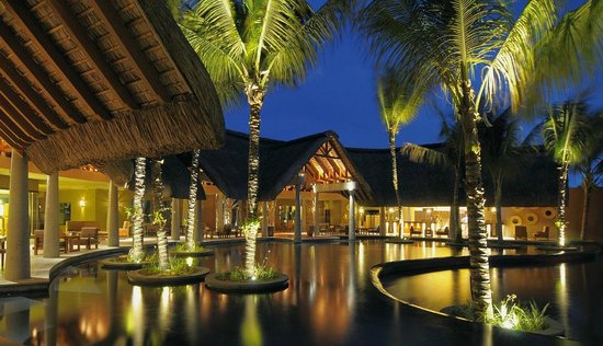 Trou aux Biches Beachcomber Golf Resort & Spa: Reception