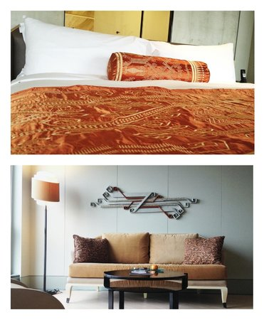 Keraton at The Plaza, a Luxury Collection Hotel: Room details <3