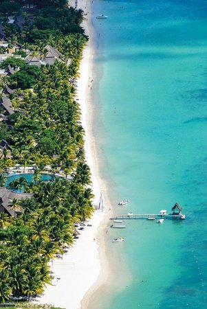 Trou aux Biches Beachcomber Golf Resort & Spa: Trou aux Biches Resort & Spa